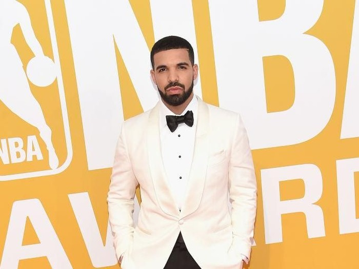 Rapper Drake. (Foto: Getty Images)