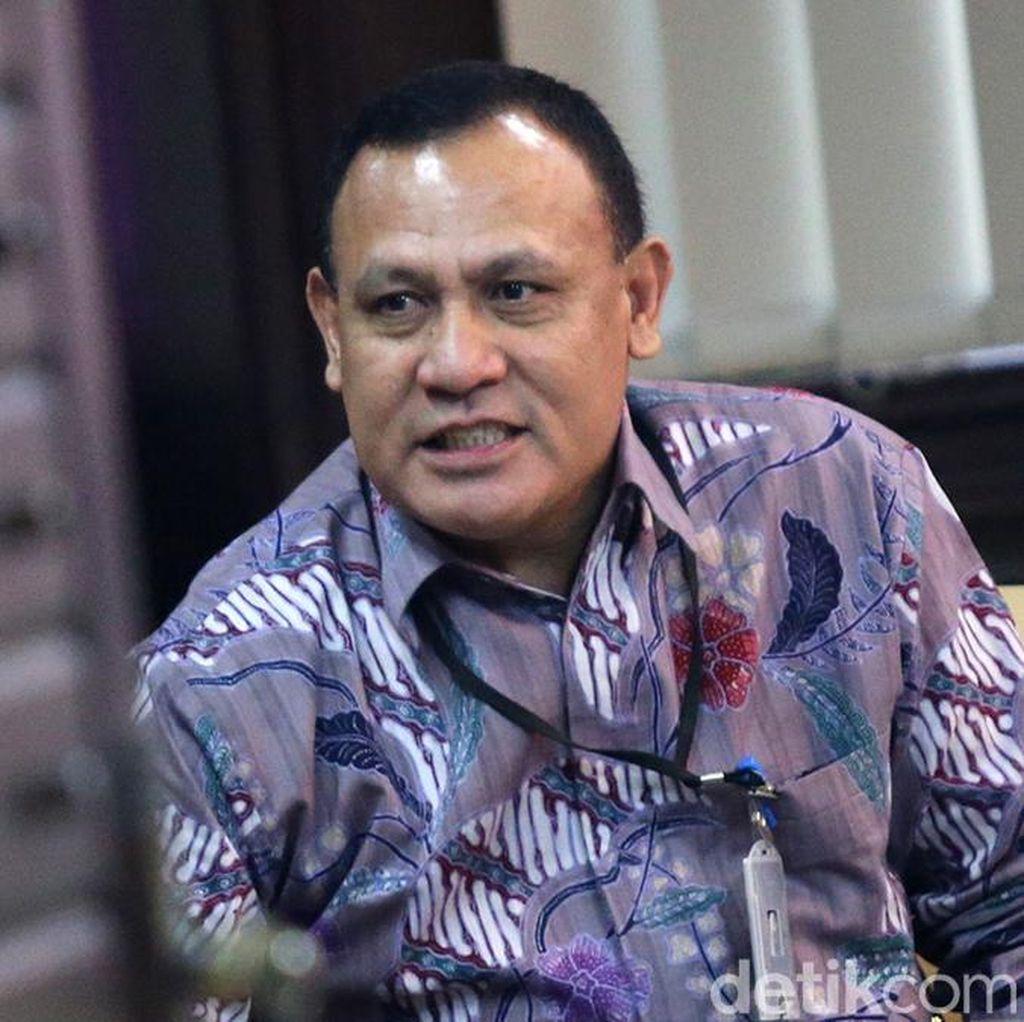 Deputi Penindakan KPK Irjen Firli Ditarik Kembali ke Polri