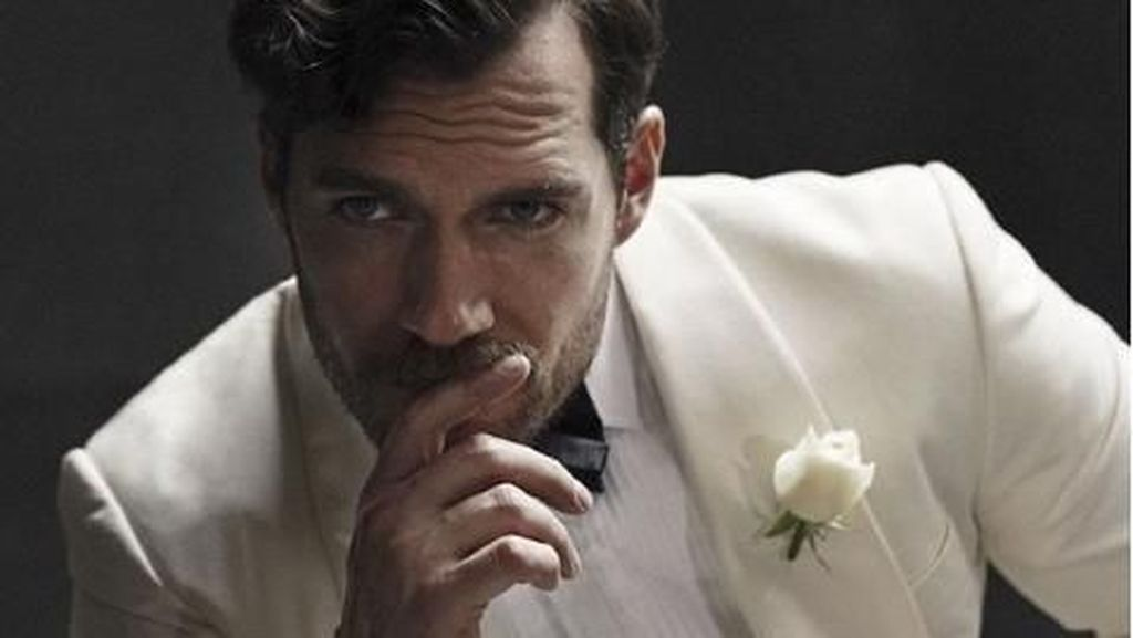 Ada Rumor Henry Cavill Jadi James Bond
