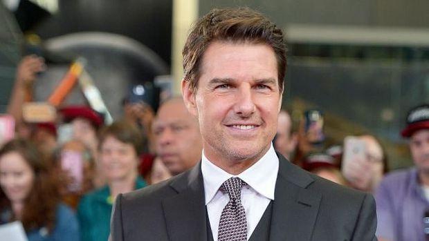 Allison Mack Seperti Tom Cruise dalam Kepercayaan Scientology