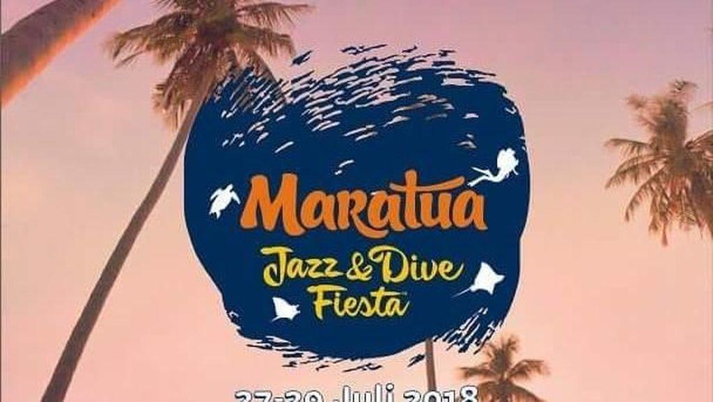 Ini Kolaborasi Antara Surga Bahari dengan Musik Jazz di Maratua