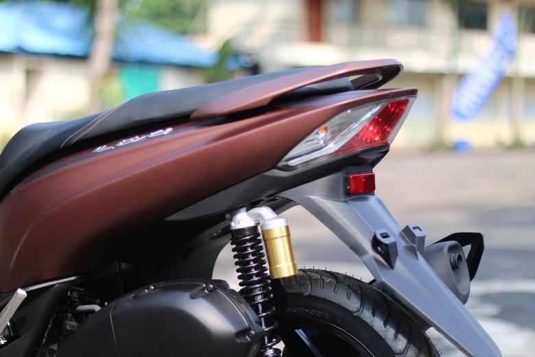Yamaha Lexi. Foto: Dok Yamaha