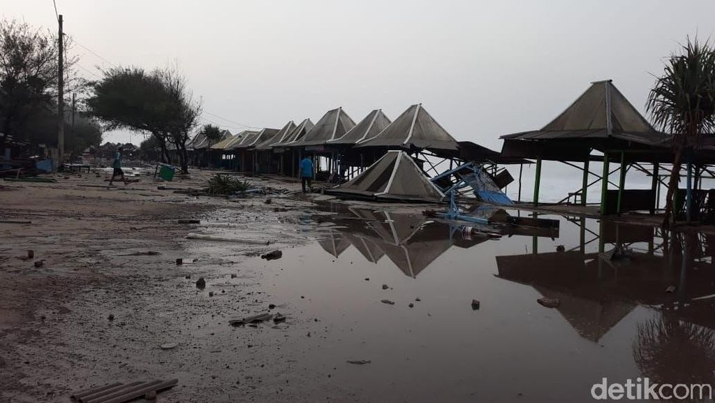Warga Boleh Perbaiki Bangunan di Sempadan Pantai Gunungkidul, Asal...