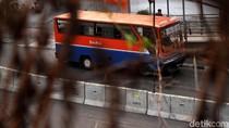 Kopaja dan Metromini Dilarang Lintasi Jalan Protokol Selama Asian Games