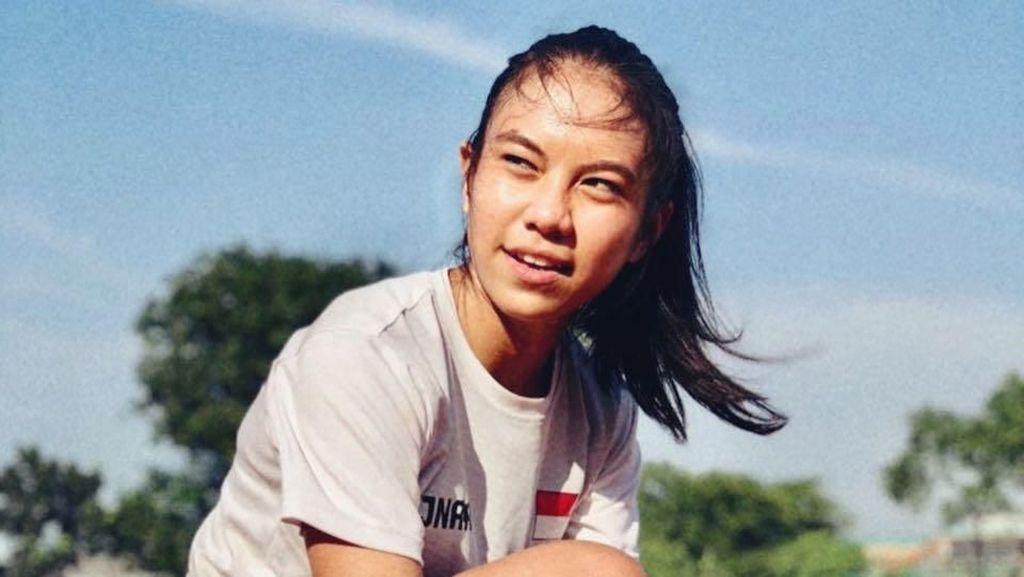 Liburannya Atlet Cantik DKI Jakarta, Jeany Nuraini