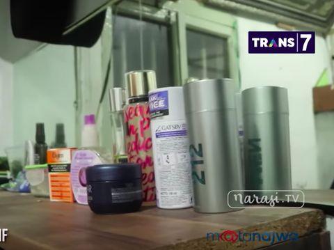 Deretan Produk Kecantikan di Sel Setya Novanto, Ada Parfum Wanita