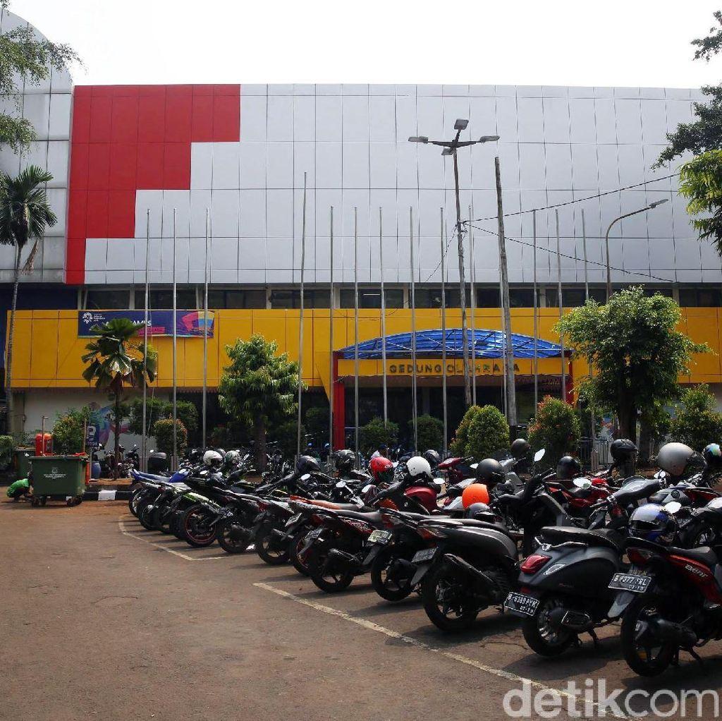 GOR Bulungan yang Dipaksa Jadi Venue Voli Asian Games