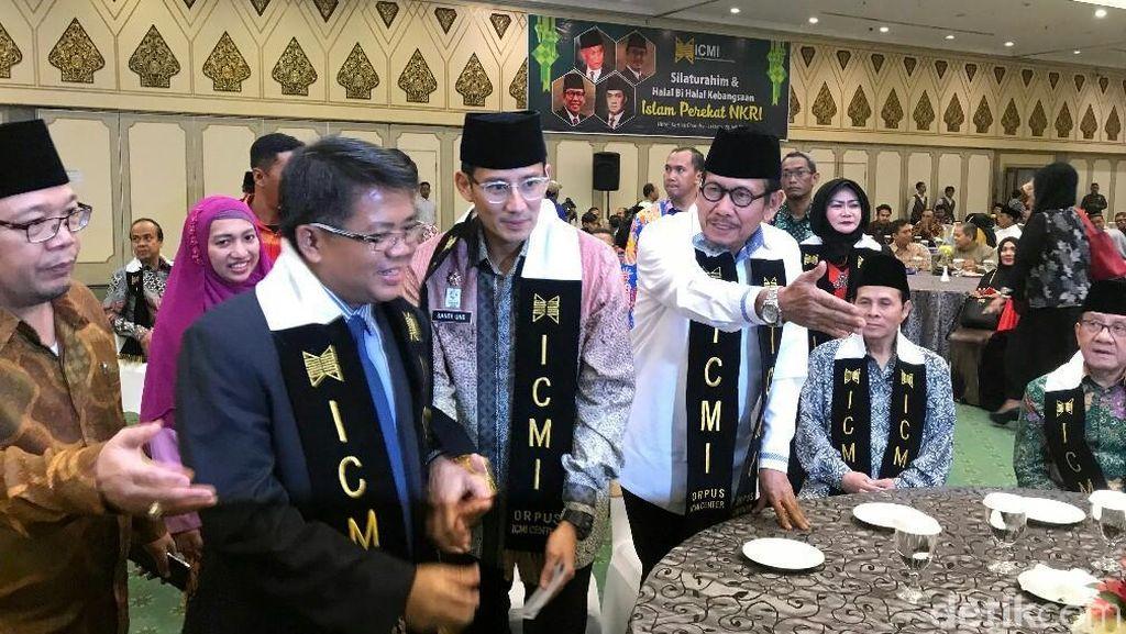 Sandiaga akan Gandeng ICMI Bangun Wisata Halal di DKI