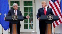 Uni Eropa dan Amerika Serikat Sepakat Tak Lanjutkan Perang Tarif