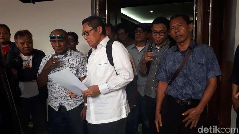 Jaksa KPK Minta MA Tolak Permohonan PK Anas