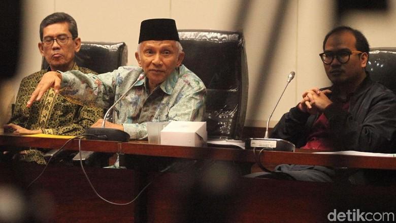 Temui Amien, Koalisi Ummat Usul Aa Gym-Arifin Ilham Cawapres Prabowo