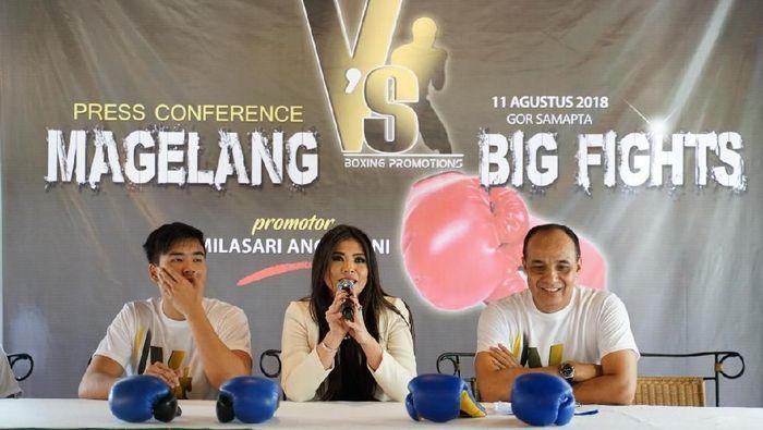 Ajang tinju lokal Magelang Big Fights akan digelar bulan depan (Istimewa)