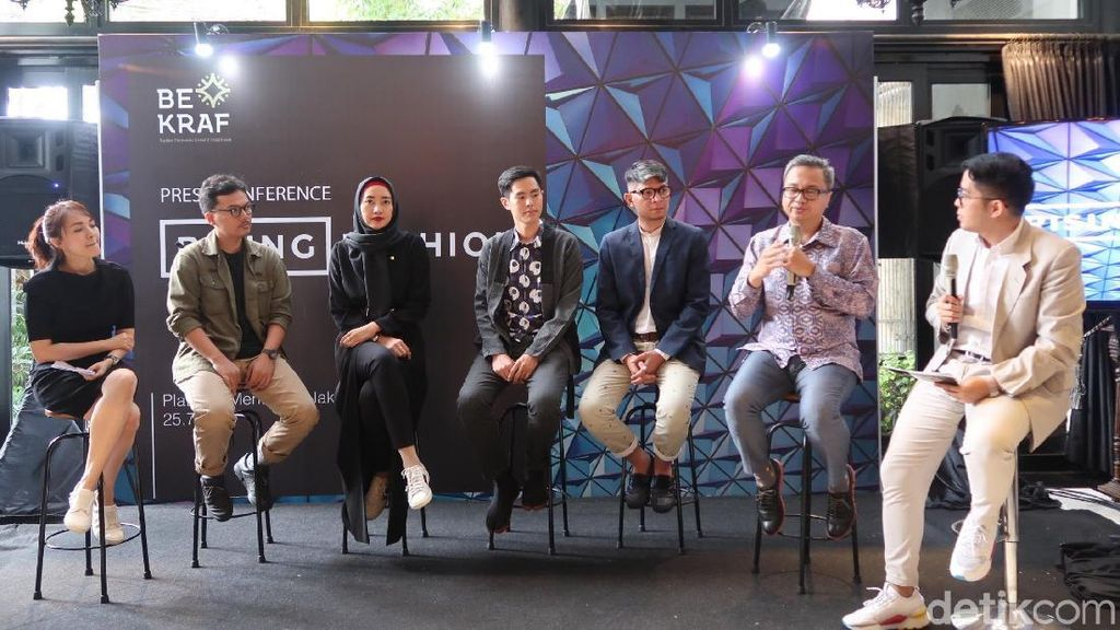14 Brand Siap Pasarkan Baju hingga Kaus Kaki Buatan Indonesia di Singapura