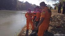 Dikejar Warga karena Diduga Edarkan Upal, Pria Ini Terjun ke Sungai