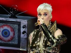 Pengumuman! Katy Perry Niat Mundur dari Dunia Musik