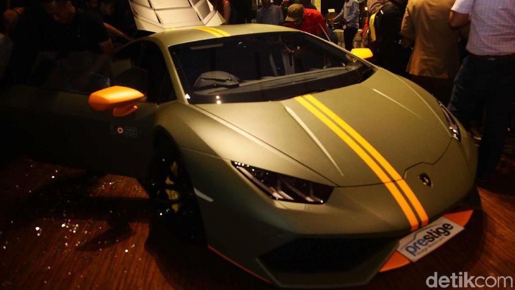 Impor Mobil Mewah Dihentikan, Importir Keberatan