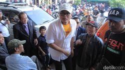 Penuhi Permintaan Dorce, Sule dan Andre Taulany Jenguk Aminah Cendrakasih