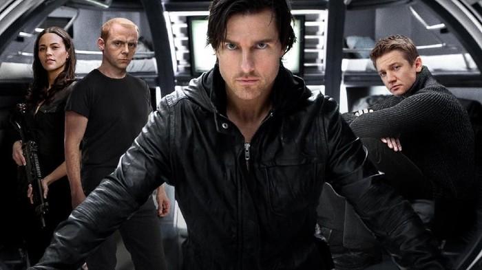 Transformasi Tom Cruise yang Tak Pernah Menua
