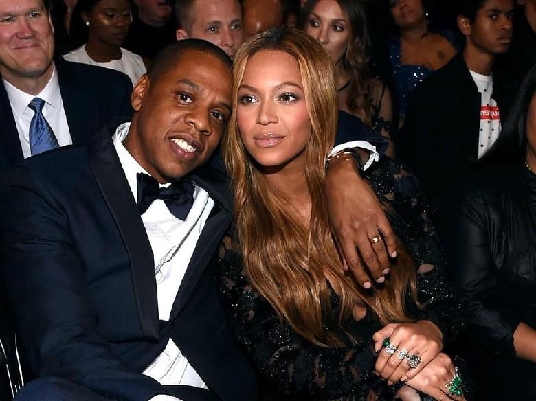 Foto: Beyonce dan Jay Z (Istimewa)