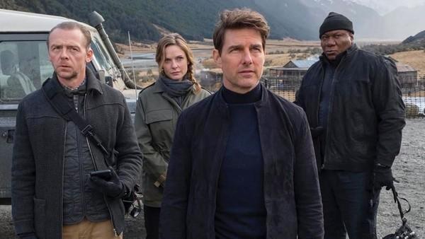 Bintang Mission Impossible Jadi Korban Salah Target Polisi