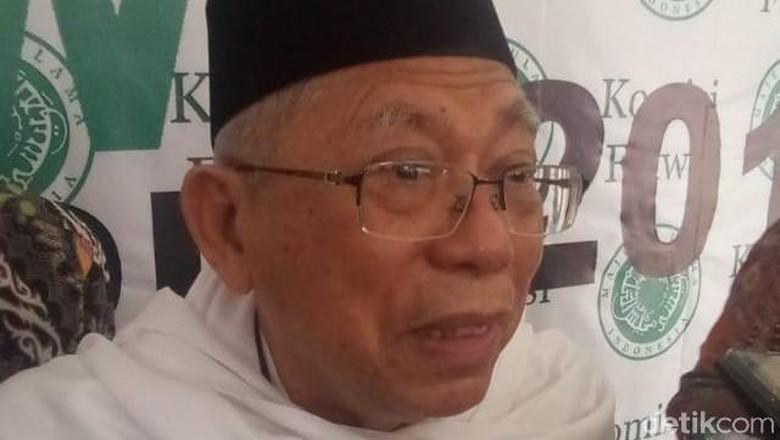 Maruf Amin: Islamnya MUI Itu Islam Nusantara, Islam Berkemajuan