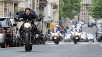 Corona Teror Italia, Syuting Mission Impossible 7 Ditunda