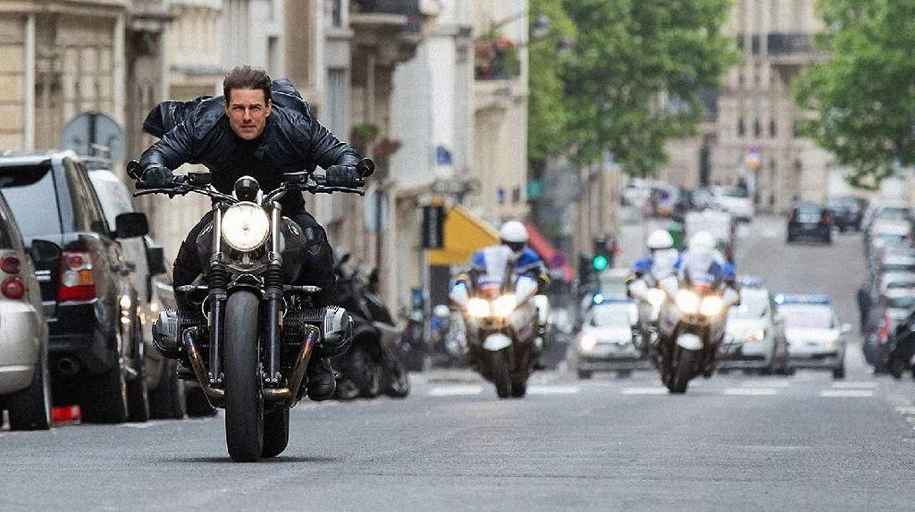 Vakum Imbas Pandemi Corona, Mission Impossible 7 Syuting Lagi September