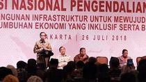 Jokowi Ingin Pintu Investasi Dibuka Lebar dan Izin Dipercepat
