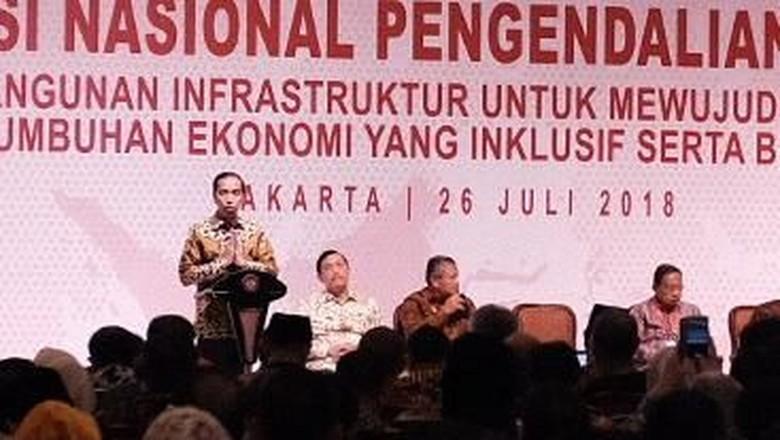 Jokowi Minta Polisi Tak Rusak Mekanisme Pasar