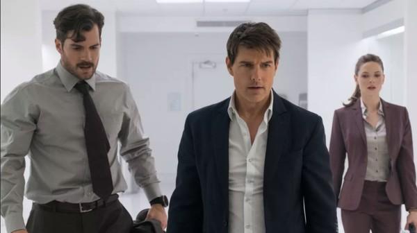 Tom Cruise adalah Ethan Hunt Abadi