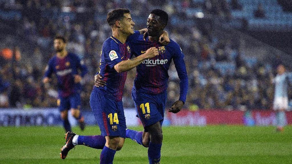 Usai Jual Neymar, Barca Habiskan Rp 6,7 T untuk Beli Pemain