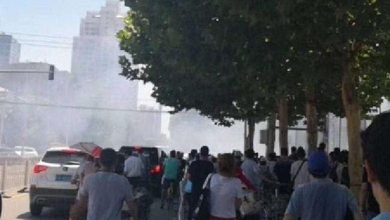 Fakta-fakta Ledakan di Kedubes AS di Beijing