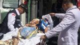 4 Jemaah Haji Sakit dari Madinah Dirawat di KKHI Mekah