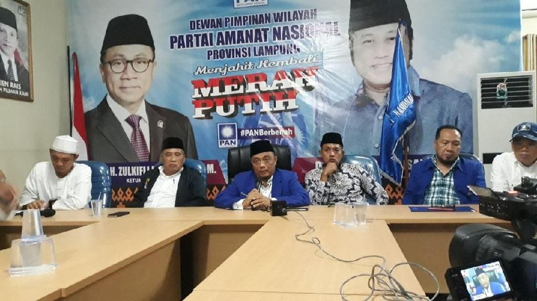 Adik Ketua MPR Kena OTT, PAN Siapkan Bantuan Hukum