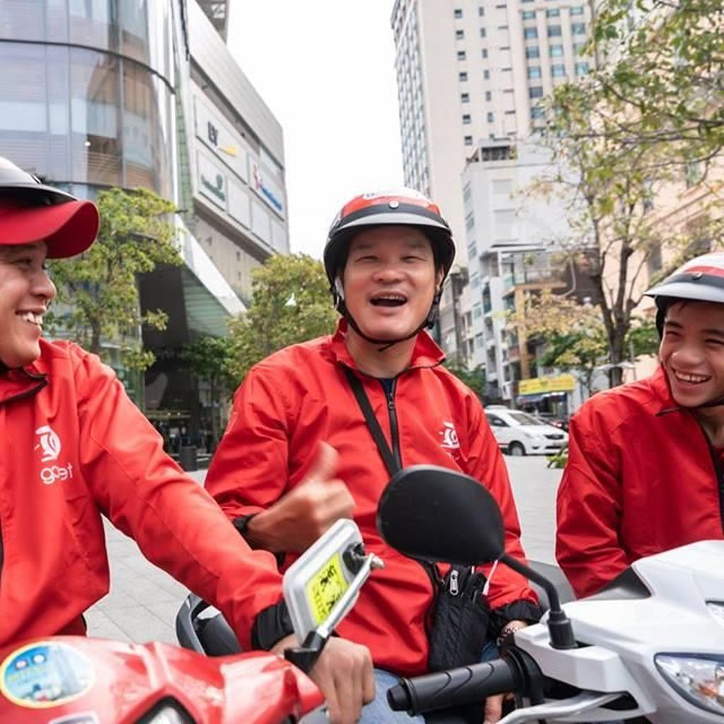 Saingan Go-Jek di Vietnam Bukan Cuma Grab