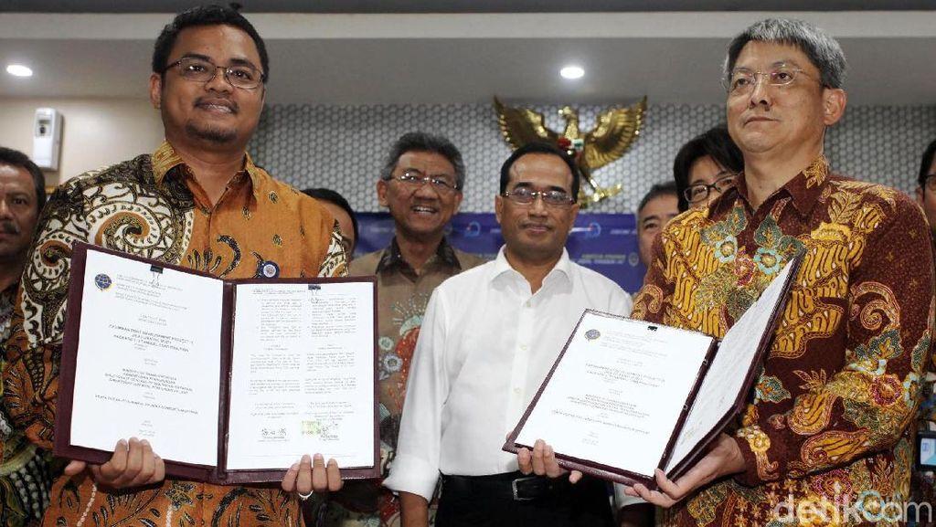 Proyek Pelabuhan Patimban Dimulai Agustus, Tahap I Rp 9 Triliun