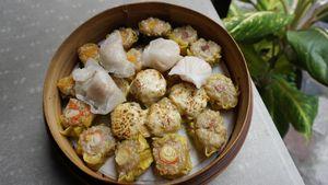 Kenyal Mulur Gurih, Shu Mai Mozzarella yang Sedang Hits