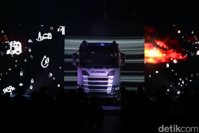 Truk Baru Scania Telanjang Ini Disapa New Truck Generation