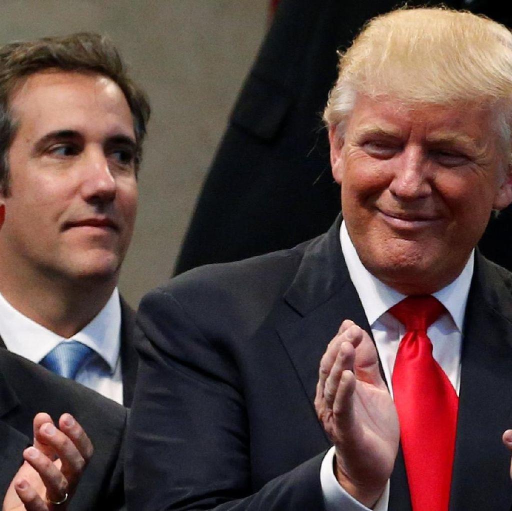 Trump Bantah Arahkan Mantan Pengacaranya Langgar Hukum