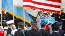 Ketika Jasad Serdadu AS era Perang Korea Berbalut Bendera PBB