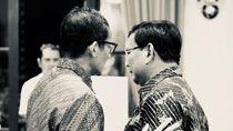 Foto Bareng Sandiaga, Prabowo: Saatnya Ekonomi Indonesia Bangkit