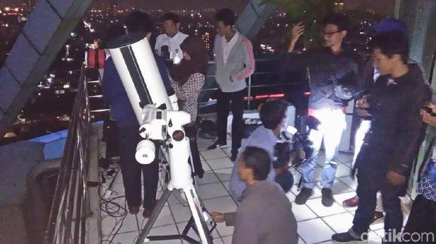 BMKG Pantau Gerhana Bulan Total Terlama Abad Ini di 20 Provinsi