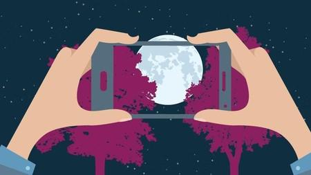 Tips Memotret Gerhana Bulan dengan Smartphone