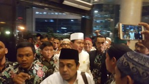 Tommy Soeharto Kenang Pertemuan dengan Habib Rizieq