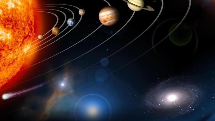 gerhana bulan dan planet tata surya
