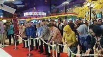 Trans Studio Mini Resmi Dibuka di Transmart Duta Mall Banjarmasin