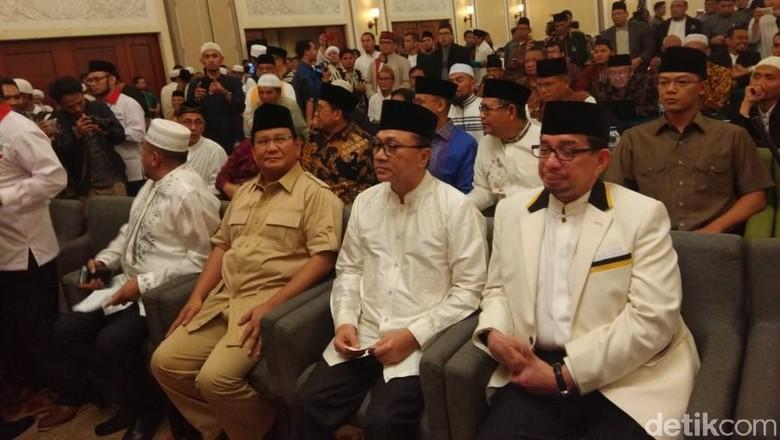 Dorong Salim Segaf, PKS: Duet Prabowo-AHY Tak Disuarakan SBY
