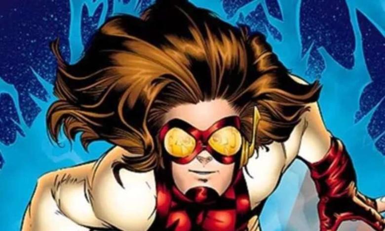 Komik The Flash Ceritakan Perselisihan Barry Allen dan Wally West  Foto: Istimewa