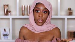 Viral Foto Youtuber Pakai Jilbab Tapi Berbaju Seksi, Netizen Heboh