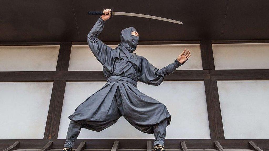 Mau Keliling Jepang dengan Ninja?